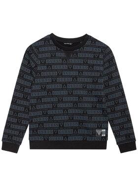 Guess Guess Sweatshirt L1YQ00 KA6R0 Noir Regular Fit