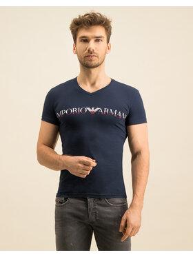 Emporio Armani Underwear Emporio Armani Underwear T-Shirt 110810 9A516 00135 Dunkelblau Regular Fit