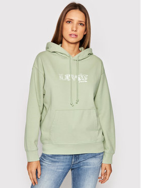 Levi's® Levi's® Суитшърт Standard Graphic 18487-0071 Зелен Regular Fit