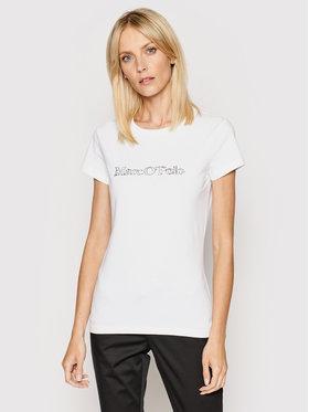Marc O'Polo Marc O'Polo T-shirt B01 2293 51083 Bijela Regular Fit