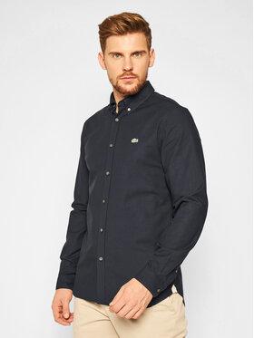 Lacoste Lacoste Camicia CH2671 Blu scuro Slim Fit