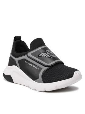 EA7 Emporio Armani EA7 Emporio Armani Sneakersy XSX016 XOT44 N629 Czarny