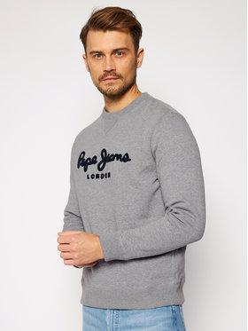 Pepe Jeans Pepe Jeans Sweatshirt Harold PM581842 Grau Regular Fit