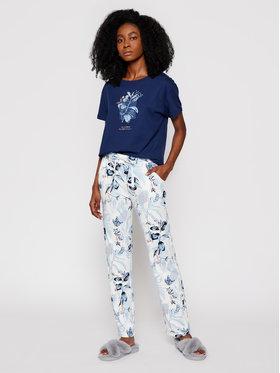 Triumph Triumph Pyjama Sets Pk 10 X 10207556 Bleu marine