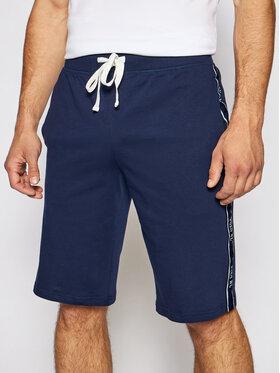 Polo Ralph Lauren Polo Ralph Lauren Pantaloni scurți sport Ssh 714830277003 Bleumarin Regular Fit