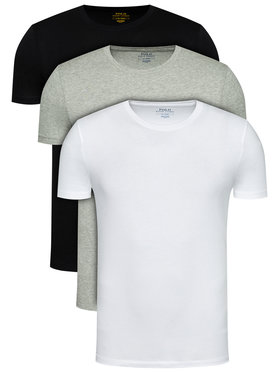 Polo Ralph Lauren Polo Ralph Lauren 3 marškinėlių komplektas 714830304002 Spalvota Regular Fit