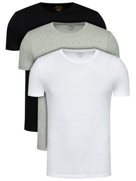 Polo Ralph Lauren Polo Ralph Lauren Komplet 3 t-shirtów 714830304002 Kolorowy Regular Fit