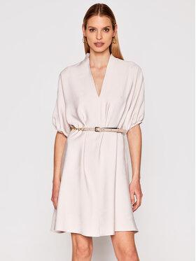 Imperial Imperial Kasdieninė suknelė ABQCBGI Smėlio Regular Fit
