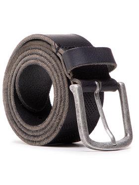 Pepe Jeans Pepe Jeans Pánský pásek Clover Belt PM020975 Černá