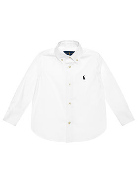 Polo Ralph Lauren Polo Ralph Lauren Cămașă 321819238001 Alb Slim Fit