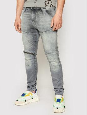 G-Star Raw G-Star Raw Jeans 5620 3D D01252-A634-C464 Grigio Skinny Fit