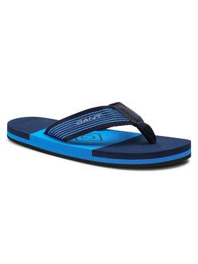 Gant Gant Flip-flops Palmworld 22698663 Kék