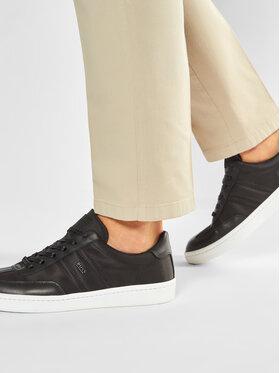 Boss Boss Sneakersy Ribeira 50446658 10232896 01 Čierna