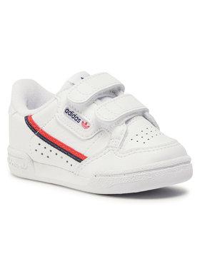 adidas adidas Topánky Continental 80 Cf I EH3230 Biela