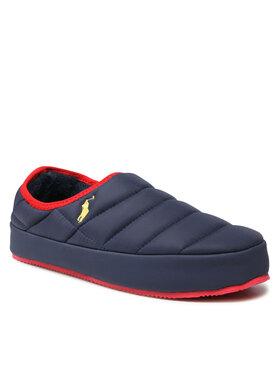 Polo Ralph Lauren Polo Ralph Lauren Papuče Maxson SMF4360BRL Tmavomodrá