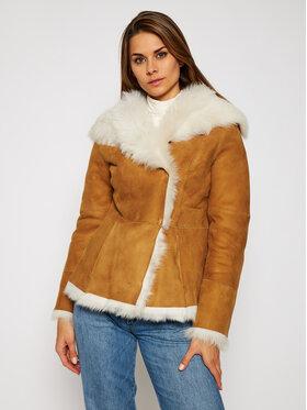 Ugg Ugg Verstos odos kailiniai Karlene Toscana 1103210 Ruda Regular Fit