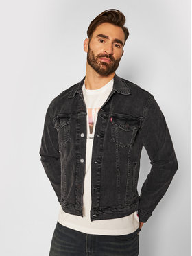 Levi's® Levi's® Veste en jean The Trucker 72334-0515 Noir Regular Fit