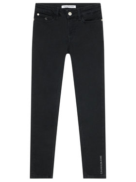 Calvin Klein Jeans Calvin Klein Jeans Jeans Clean Black Strech IG0IG01206 Nero Skinny Fit