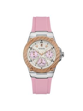 Guess Guess Zegarek Zena W1094L4 Różowy