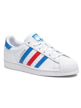 adidas adidas Обувки Superstar H68095 Бял