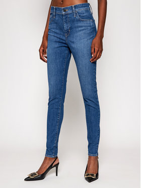 Levi's® Levi's® Super Skinny Fit farmer 720™ 52797-0193 Kék Super Skinny FIt