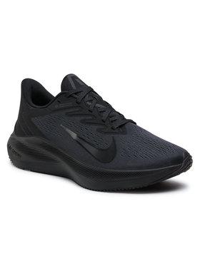 NIKE NIKE Παπούτσια Zoom Winflo 7 CJ0291 001 Μαύρο