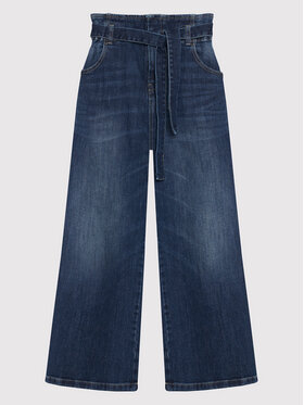 United Colors Of Benetton United Colors Of Benetton Jeansy 4ONT55FW0 Granatowy Regular Fit