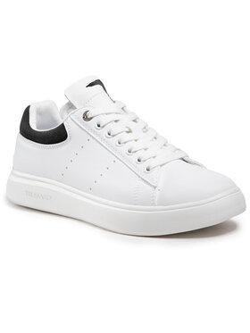 Trussardi Trussardi Sneakersy 79A00649 Biały