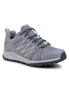 The North Face The North Face Chaussures de trekking Litewave Fastpack II Wp NF0A4PF4C8BI Gris