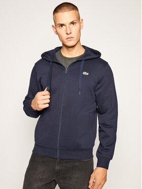 Lacoste Lacoste Μπλούζα SH1551 Σκούρο μπλε Regular Fit