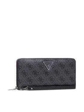 Guess Guess Veľká dámska peňaženka Noelle (SLG) SWBM78 79460 Čierna