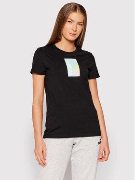 Puma Puma T-Shirt Internationa Graphic 531658 Μαύρο Regular Fit