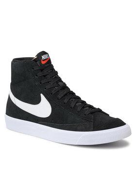 Nike Nike Обувки Blazer Mid '77 Suede CI1172 005 Черен