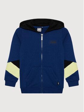 Puma Puma Sweatshirt Rebel 587021 Bleu marine Regular Fit