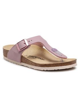 Birkenstock Birkenstock Flip-flops Gizeh Kids Bs 1019690 Lila