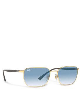 Ray-Ban Ray-Ban Okulary przeciwsłoneczne 0RB3684 001/3F Brązowy