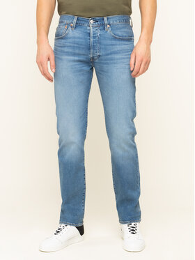 Levi's® Levi's® Jeansy Regular Fit 501® Original 00501-2920 Blu Regular Fit