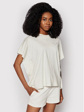 Nike Nike T-shirt Short-Sleeve CZ8355 Bež Oversize