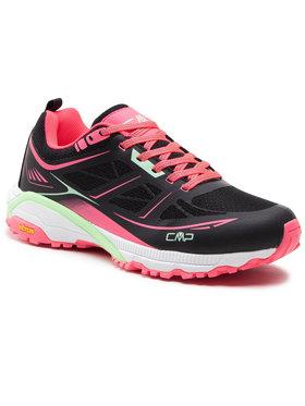 CMP CMP Trekingová obuv Hapsu Wmn Nordic Walking Shoe 30Q9606 Černá