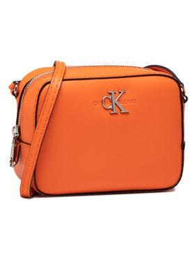 Calvin Klein Jeans Calvin Klein Jeans Kabelka Sm Camera Bag K60K607485 Oranžová