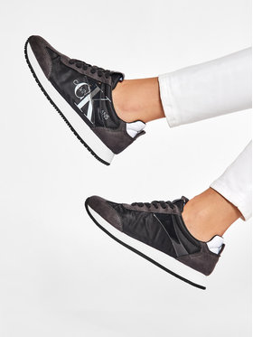 Calvin Klein Jeans Calvin Klein Jeans Laisvalaikio batai Josepha B4R0872 Juoda