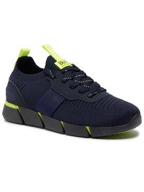 Boss Boss Sneakersy J29217 D Tmavomodrá