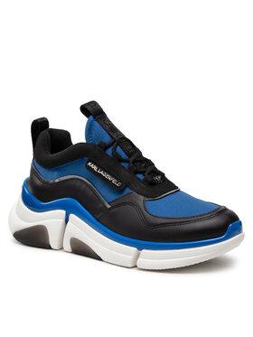 KARL LAGERFELD KARL LAGERFELD Sneakers KL51721 Bleumarin