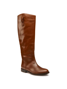 Weekend Max Mara Weekend Max Mara Bottes cavalières Agiate 57960504600 Marron