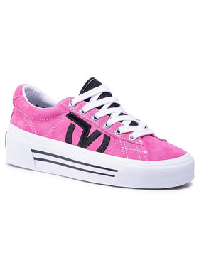 Vans Vans Πάνινα παπούτσια Sid Ni VN0A4BNFVXR1 Ροζ