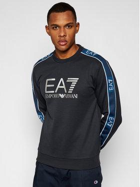 EA7 Emporio Armani EA7 Emporio Armani Sweatshirt 6HPM03 PJ3MZ 1578 Dunkelblau Regular Fit