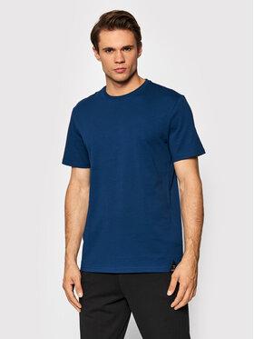 Outhorn Outhorn T-Shirt TSM600 Dunkelblau Regular Fit