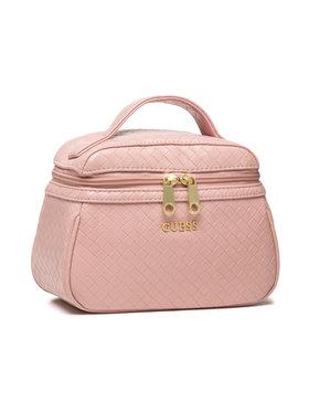 Guess Guess Pochette per cosmetici Emelyn Accessories PWEMEL P1361 Rosa