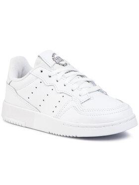 adidas adidas Buty Supercourt C EG0411 Biały