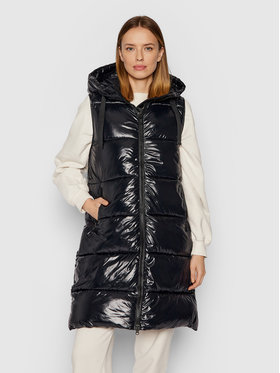 Save The Duck Save The Duck Gilet D80302W LUCK13 Nero Regular Fit